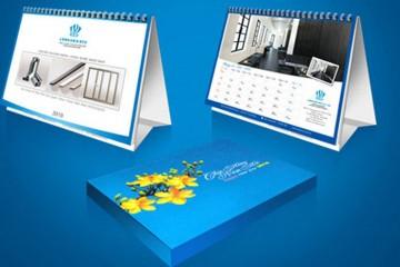 Thiết kế lịch độc quyền | Thiết kế lịch để bàn
